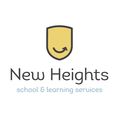 New Heights School and Learning Services Logo